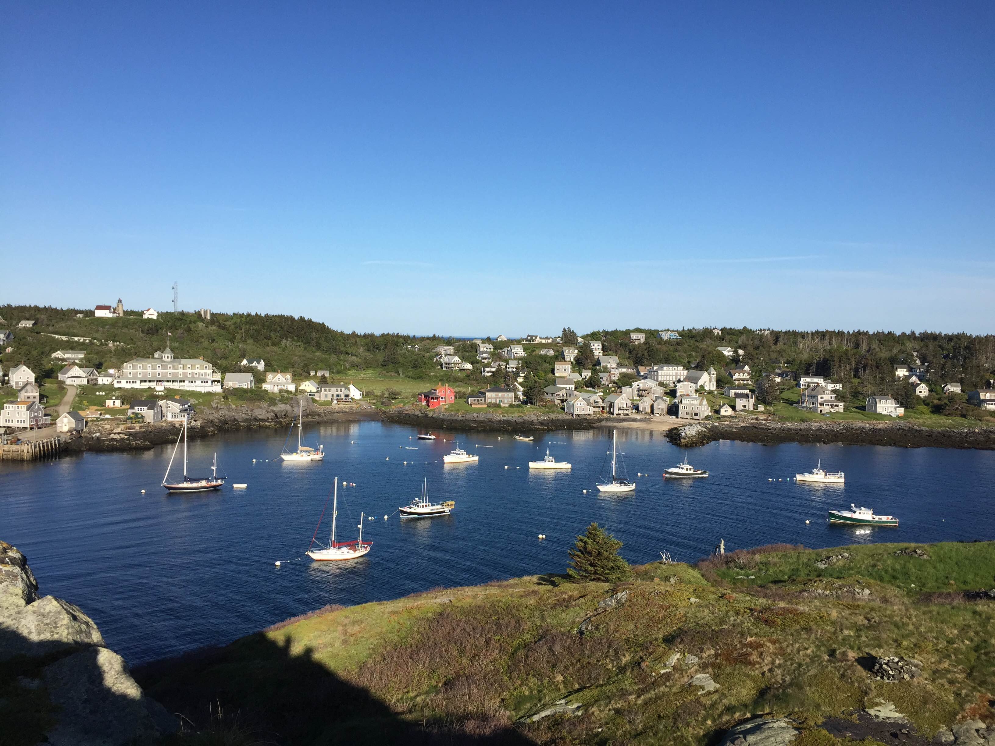 There's room for more lobstermen on Monhegan Island