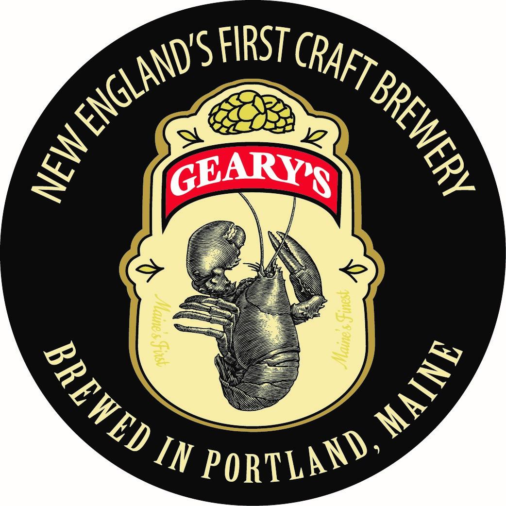 2018 Geary's Logo