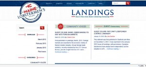 The Maine Lobstermen's Community Alliance Web page now features all past newsletters in a searchable format.