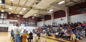 Keliher Zone A Council Meeting
