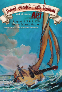 2019 Poster Sweet Chariot Music Festival