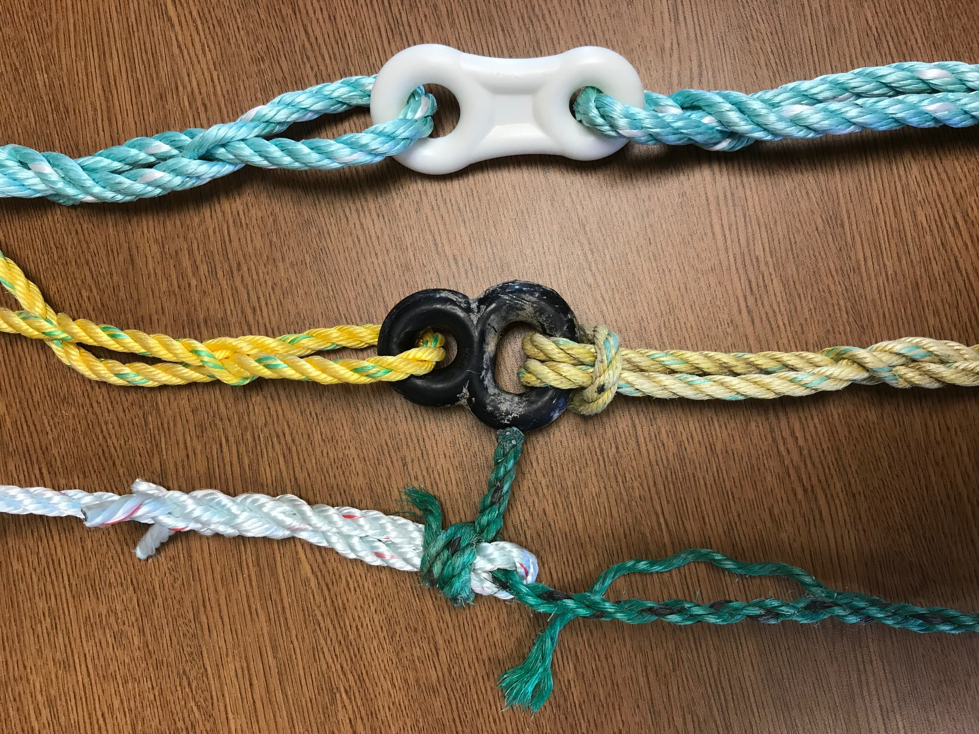 Rope tests